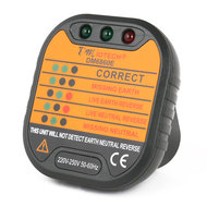 stopcontacttester earthing